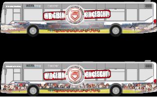 Der Sportfreunde-Bus
