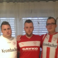 Jens, Markus, Thomas