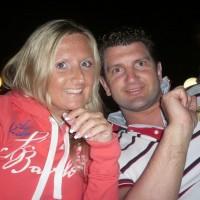 Britta und Christoph